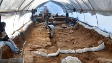 Ancient Roman Battlefield Uncovered in Jerusalem