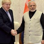 Politics latest news: Boris Johnson cancels India trip amid surge in cases