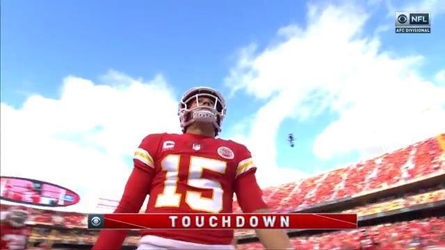 Patrick Mahomes' best plays from 2-TD game AFC Divisional Round