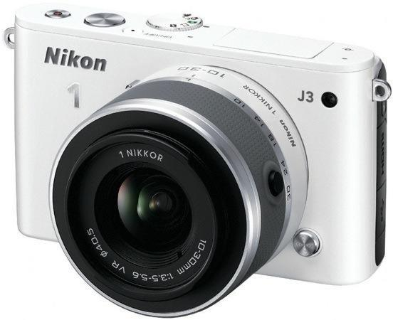 Nikon unveils J3 and S1, takes 73-point AF and 15 fps stills to entry mirrorless cameras