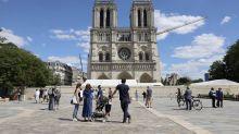Parigi, dopo oltre un anno riapre un pezzo di Notre-Dame