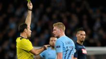 Kevin De Bruyne downplays David Silva row after attempting to confront official in Manchester City win
