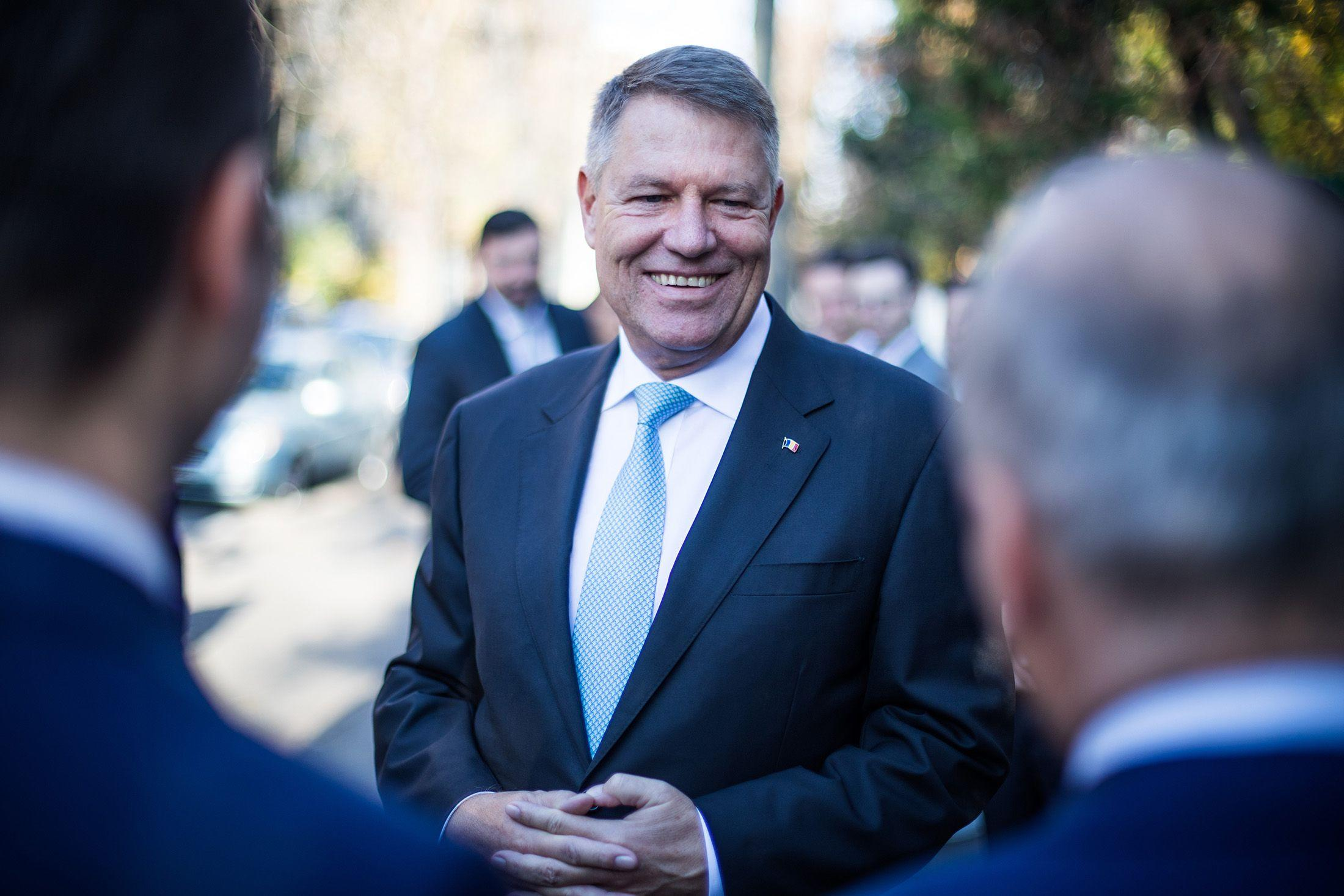RFE/RL: Exit polls show Romania's Iohannis winning second presidential term