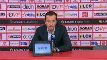 Foot - L1 - Rennes : Stéphan : «Il ne faut pas s'alarmer»
