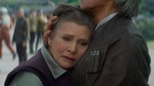 Carrie Fisher: First Day On Force Awakens Set Was 'Worst Of My Career'