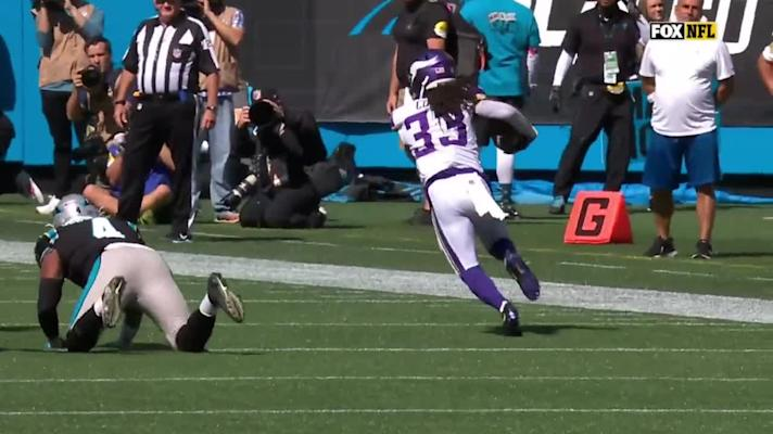 Dalvin Cook's best plays from 140-yard game Week 6