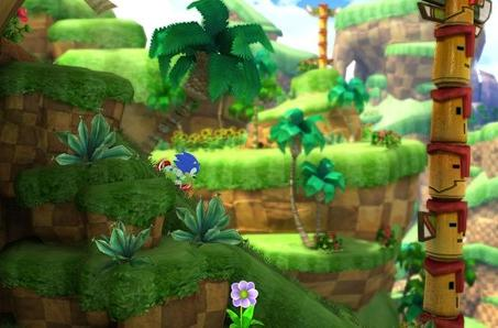 Sonic Generations trailer reaches the 'modern' era (of werewolves and girlfriends)