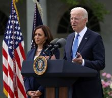 Biden news - live: President says Covid fight 'not done yet' as Cheney warns GOP direction is 'dangerous'