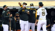 "Oakland A's ""really close"" to 85% vaccination threshold"