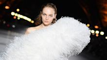 Dig Out Your Sequins, The Paris Runways Are A Glitz And Glamour Revival Of The Highest Order
