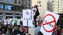 People are planning the 'biggest protest in British history' when Donald Trump comes to the UK