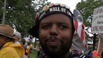 RNC Protestor: We're not having it, we're tired