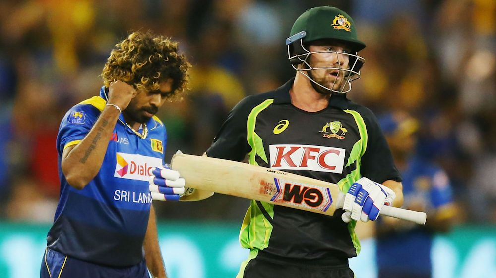 Malinga named in Sri Lanka Champions Trophy squad