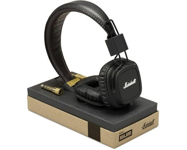 Marshall's Major headphones and Minor earphones become official, pricing strikes the right note