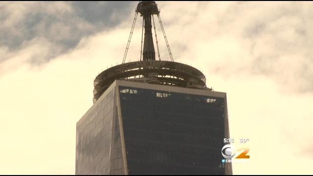 Daredevils Who Leapt From One World Trade Center Appear In Court