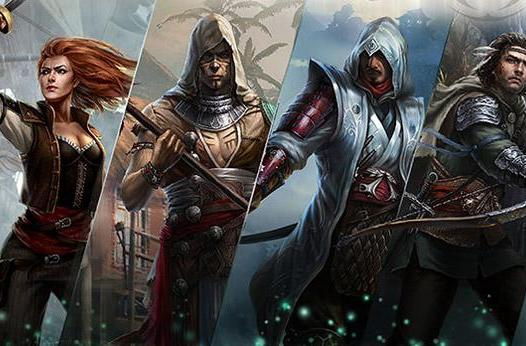 Free-to-play Assassin's Creed Memories announced for iOS