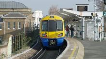 Rush-hour chaos as mother 'leaves baby behind on train in Peckham'
