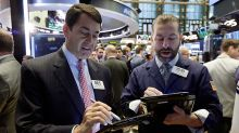 Dow Leads Stocks As Indexes Crawl To Record Highs Again