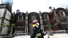 """""""Incendio lo causaron individuos que entraron de manera irregular"""""""