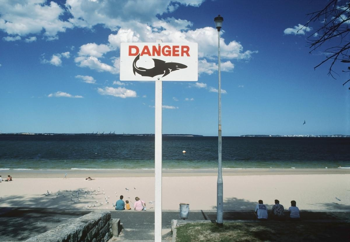 """<p>There have been 207 unprovoked shark attacks in Australia over the last 20 years, and 124 of those occurred in the last 10 years, reports <a href=""""http://www.australiangeographic.com.au/"""" target=""""_blank"""">Australian Geographic</a>.</p>  <p>According to <a href=""""http://au.news.yahoo.com/thewest/wa/a/13318209/wa-deadiest-for-shark-attacks/"""">The West Australian newspaper</a>, Western Australia has become the deadliest place in the world for shark attacks, after the fourth death in seven months occurred in 2012.</p>  <p></p>  <p>Picture: Shark warning sign on Botany Bay beach. Sydney, Australia.</p>"""