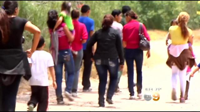 Expert Explains Recent Surge In Unaccompanied Children Rushing To US From Central America