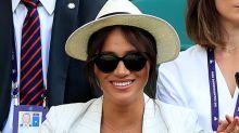 Meghan Markle tiene el 'midi dress' perfecto para una jornada de polo con el pequeño Archie