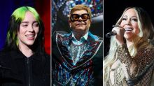 Elton John to Host Coronavirus Relief Concert With Billie Eilish, Mariah Carey