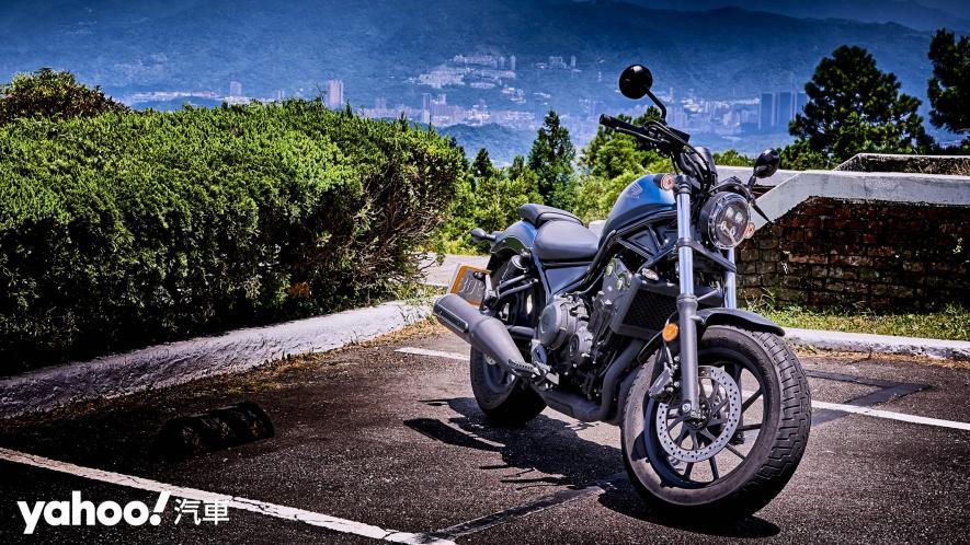 展現難以置信的靈活輕鬆!2020 Honda日系美式車型Rebel 500新北山區試駕! - 3