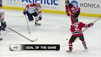 Jaromir Jagr passes Mario Lemieux in points