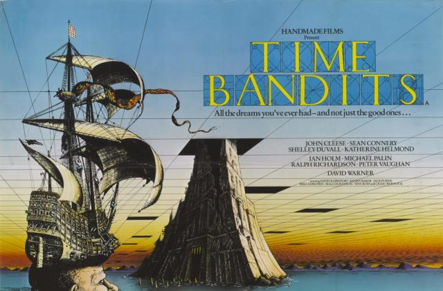 Apple plans 'Time Bandits' remake as a new TV show