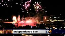 Thousands Pack Civic Center Park For Independence Eve Celebration