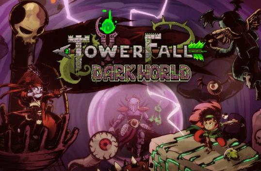 The dark side of competitive archery hits 'TowerFall' in May