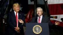 Trump growing frustrated with China, weighs trade steps: officials