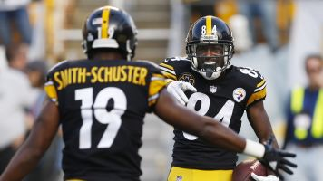 Steelers captain on AB: 'Time heals everything'