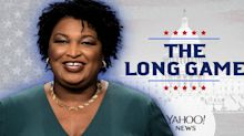 'I talk about power because you're not supposed to': Why Stacey Abrams still wants to be president