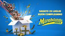 Tanti auguri, Mirabilandia! Sabato 25 luglio festeggia 28 anni con una promo dedicata