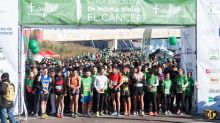 """4.000 personas participan en la carrera """"Barcelona en Marcha Contra el Cáncer"""""""