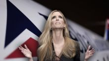Coulter won't back down, sit down or pipe down on Delta seat mishap