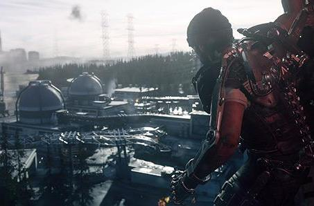 Call of Duty: Advanced Warfare's story includes some very hostile takeovers