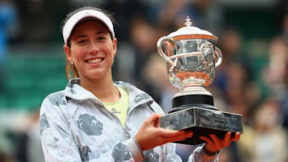 French Open 2017: Muguruza eyes first successful defence for a decade - Women's singles in Opta facts