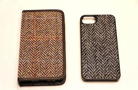 Griffin wants to dress your iPhone 5/5s in Harris Tweed