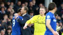 Dominic Calvert-Lewin dedicates Everton double to Duncan Ferguson
