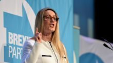 Brexit Party MEP mocked for complaining UK will no longer be represented in the EU