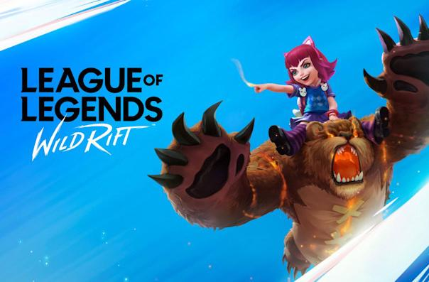 Watch Riot's 'League of Legends: Wild Rift' gameplay reveal here at 11AM ET