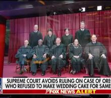 Supreme Court tosses ruling against bakers who refused to make cake for gay couple