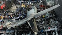 Death Toll Surpasses 70 in Indonesia Plane Crash