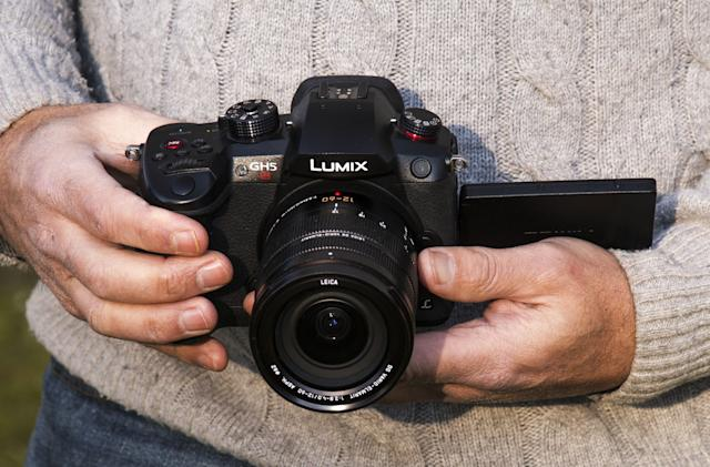 Why Panasonic's GH5s is my go-to for 4K review videos