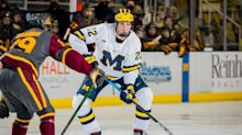 Michigan hockey players first teammates to go 1-2 in NHL draft in 50-plus years
