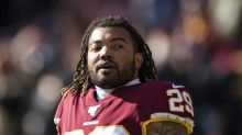 Washington releases RB Derrius Guice after arrest on domestic violence, felony strangulation charges