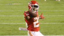 "Clyde Edwards-Helaire ""kind of just floating"" after NFL debut"